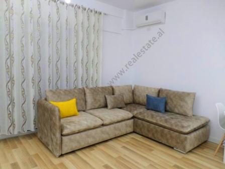 One bedroom apartment for rent in Vizion + complex in Don Bosko street in Tirana, Albania (TRR-1018-21d)