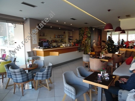 Coffee-Bar for rent in Bajram Curri Boulevard, in Tirana, Albania (TRR-1218-39S)