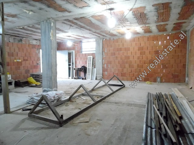 Warehouse for rent in Jordan Misja Street in Tirana, Albania (TRR-219-40L)