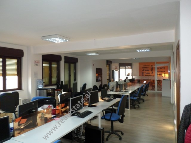 Office space for rent near Abdi Toptani Street in Tirana, Albania (TRR-219-44T)