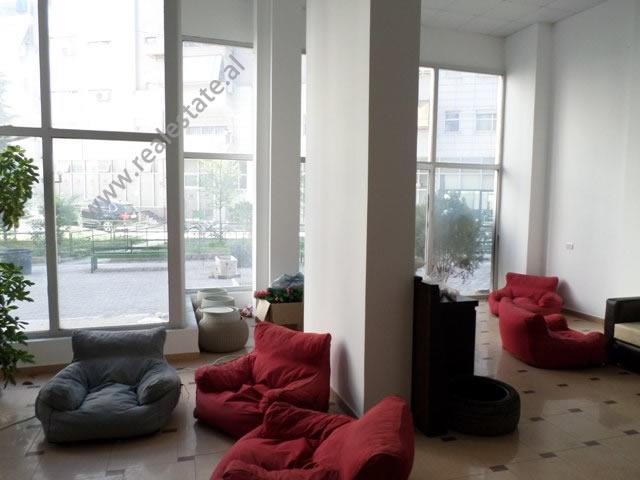 Store space for rent in Don Bosko street in Tirana, Albania. (TRR-319-54T)