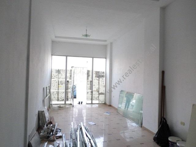 Store space for rent in Don Bosko street in Tirana, Albania. (TRR-319-55T)