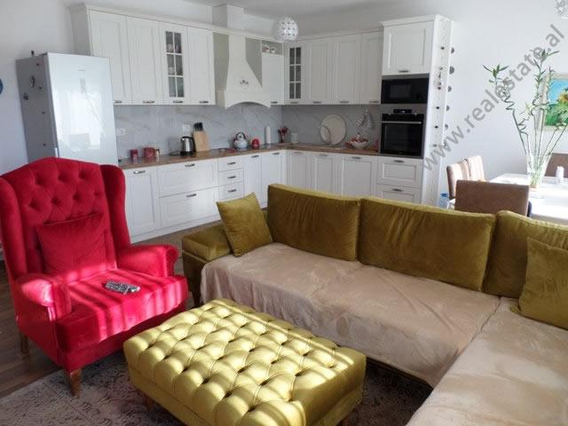 Two bedroom apartment for rent near 21 Dhjetori area in Tirana, Albania. (TRR-319-59T)