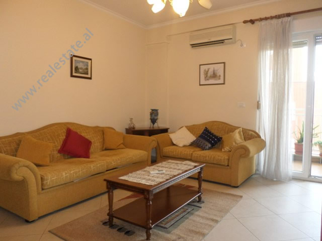 One bedroom apartment for rent close to Myslym Shyri street in Tirana, Albania (TRR-419-5T)