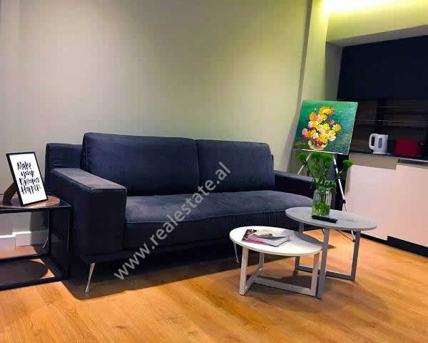Modern Studio apartment for rent close to Barrikadave street in Tirana, Albania (TRR-419-32S)