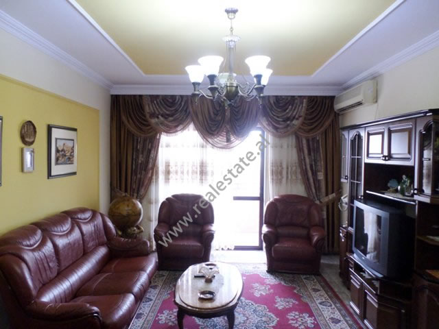 Two bedroom apartment for rent in the center of Tirana, Albania (TRR-419-39S)