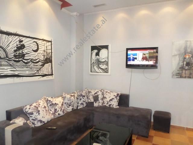 One bedroom apartment for rent near Myslym Shyri street in Tirana, Albania (TRR-419-52S)