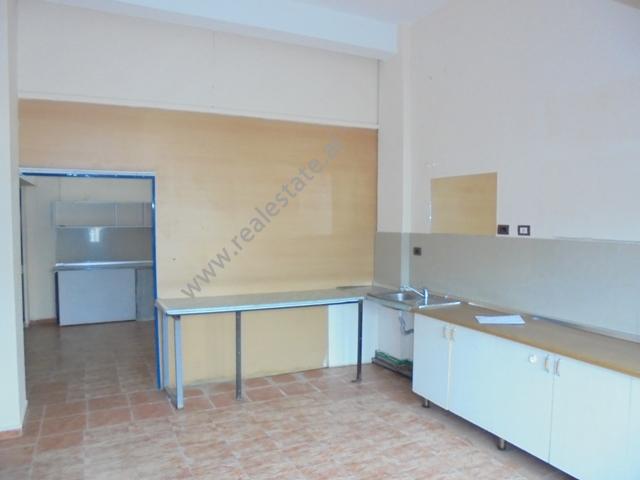 Store for rent in Androniqi Zengo Antoniu street in Tirana, Albania (TRR-419-74S)