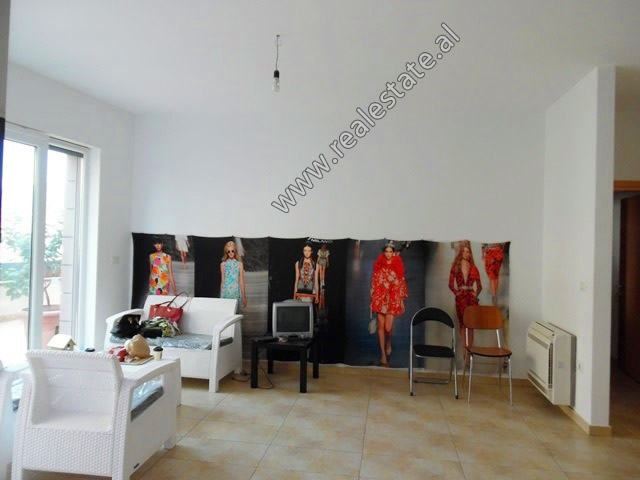 Two bedroom apartment for rent in Bogdaneve Street in Tirana, Albania (TRR-519-27L)