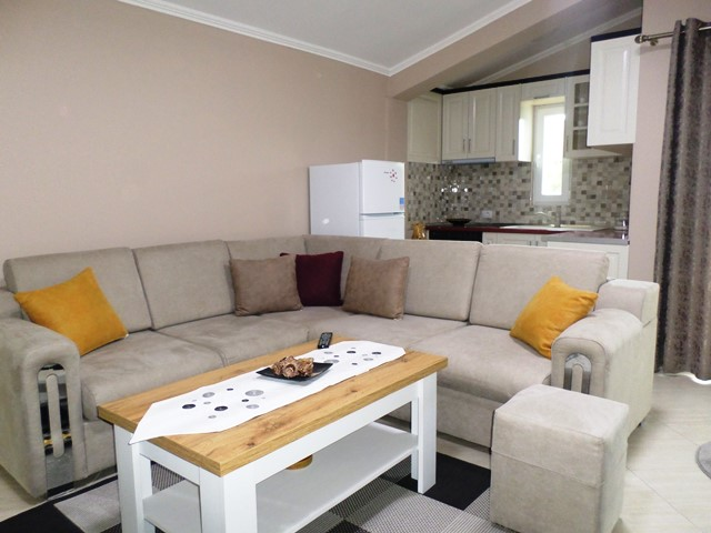 One bedroom apartment for rent in Sauk area in Tirana, Albania. (TRR-519-29T)