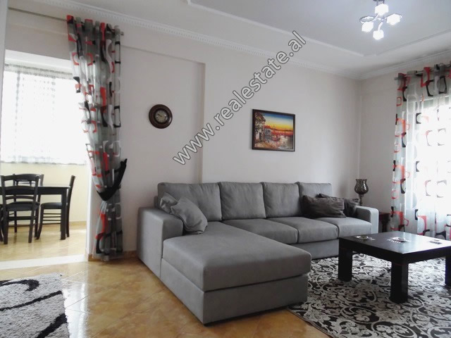 Two bedroom apartment for rent in Komuna e Parisit area in Tirana, Albania (TRR-519-49L)