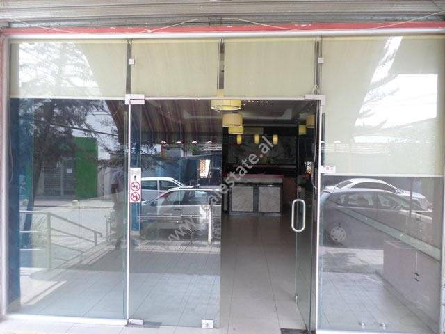 Dyqan per shitje prane rruges 5 Maj ne Tirane (TRS-719-13S)