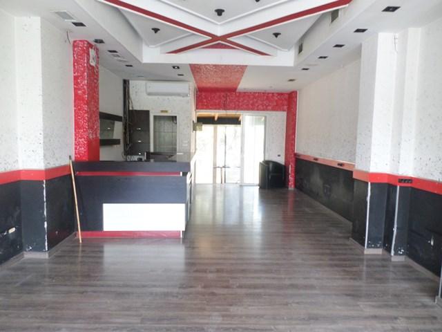 Store space for rent near Gjergj Fishta boulevard in Tirana, Albania (TRR-719-29T)