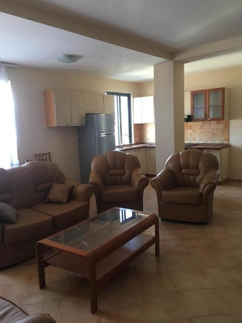 Two bedroom apartment for rent in 21 Dhjetori area in Tirana, Albania (TRR-819-45T)