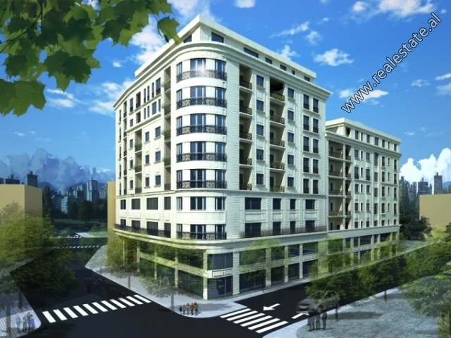 Apartament 3+1 per shitje prane Bulevardit Zogu I ne Tirane (TRS-919-2L)