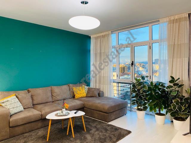 Apartament 2+1 per qera prane Bulevardit te Ri ne Tirane