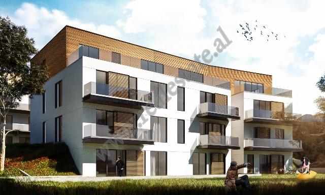 Apartament 2+1 per shitje ne zonen e Lundres ne Tirane