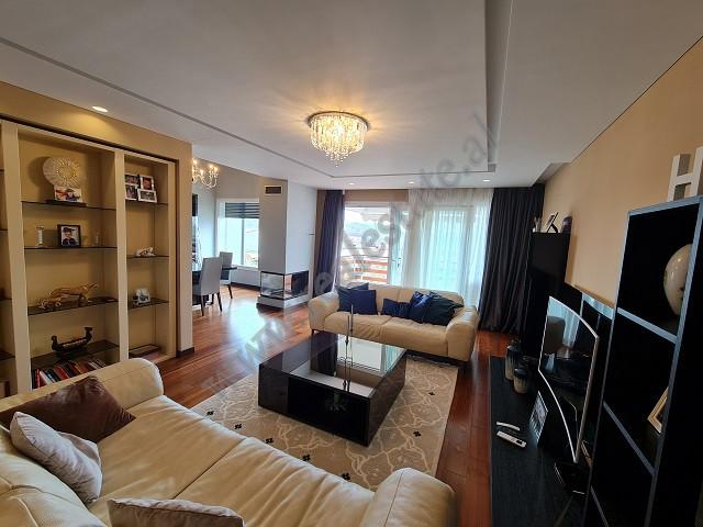 Apartament 3+1 me qira ne rezidencen Long Hill ne Tirane