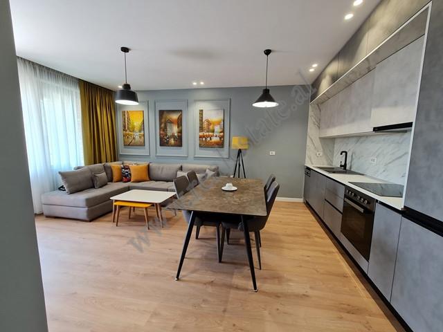 Apartament 1+1 modern me qira tek Kompleksi Fiore di Bosco ne Tirane