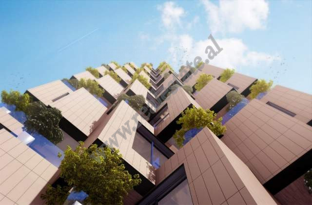 Apartament 2+1 per shitje prane Nobis Center ne Tirane