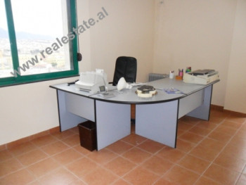 Office for rent in Kavaja streetinTirana, Albania. It is situated on the 9-th and las
