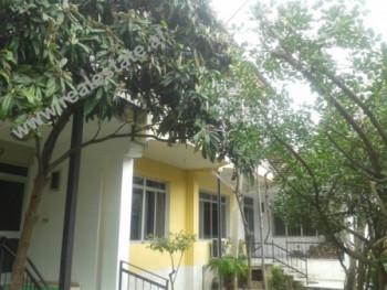Two storey villa for sale behind U.S Embassy in Tirana. The land is 310sqm in one of the most known