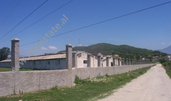 Land for Sale in Tirana, in Yzberish area. This land with surface of 47.000 m2 (4.7 ha) is available