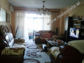 Apartment for sale in Muhamet Gjollesha Street in Tirana. The apartment is positioned on the 7th flo