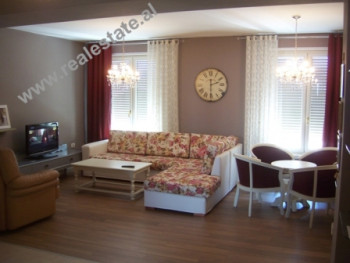 Duplex apartment for rent in Durresi Street in Tirana.