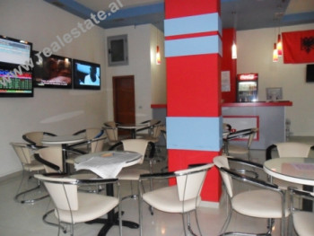 Space store for sale in Tirana. With 97 m2 of space, the promise is favorable for you business: coff