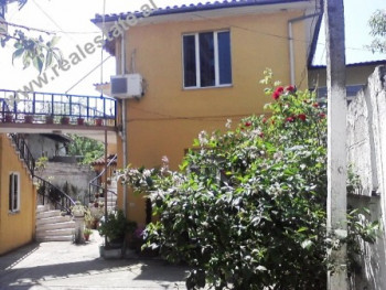Two storey villa for rent in Zonja Curre Street in Tirana. With 90 m2 of living space, each floor is