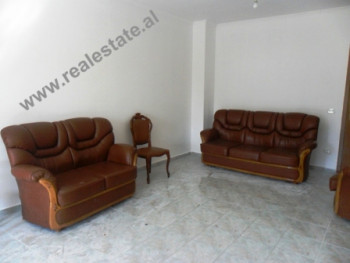 Apartment for rent in Tirana. The apartment is situated on the 2nd floor of a new building, at the m