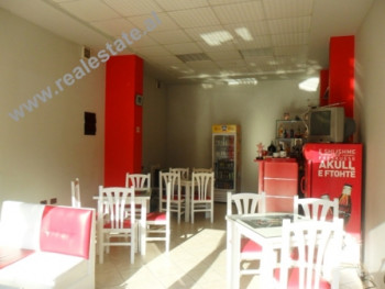 Store space for sale in Tirana. The store is situated on the 1st floor of a new building, with 50 m2