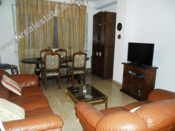 """Three bedroom apartment for rent in """"Brigada e VIII"""" in Tirana. Situated on the 8th floo"""