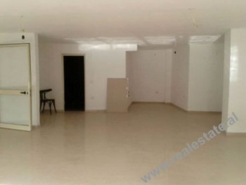 Business store for sale in Xhezmi Delli Street in Tirana. The store has 90 m2 of space, situated on