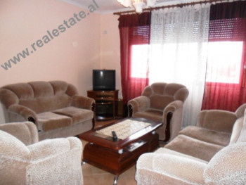 This apartment is located in the center of Tirana city, 5 min on walk. Although, it is situated on