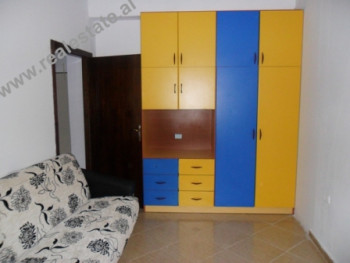 One bedroom apartment for rent close to the Train Station in Tirana. The apartment is situated on t