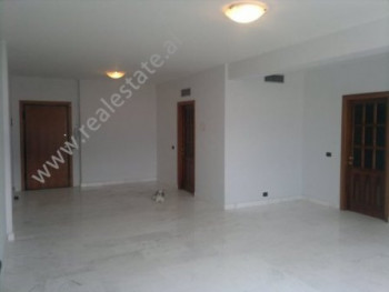 Apartment for rent in Abdi Toptani Street in Tirana. It is situated in a new building and very clos