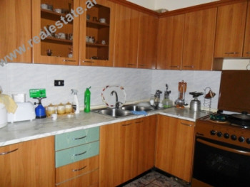 Two bedroom apartment for sale in Tirana. The apartment is situated on the 3rd floor of a building,