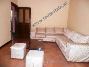 Apartment for rent in the Entrance of the Embassies in Tirana. The apartment is positioned on the 4t