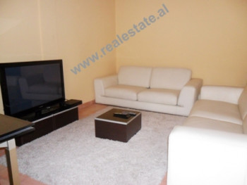 One bedroom apartment for rent in Nikolla Lena Street in Tirana. The apartment is located in an old