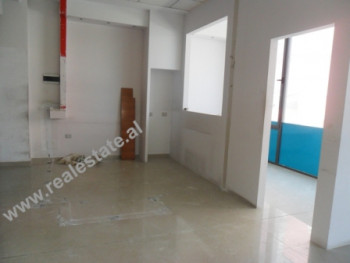 Office space for rent at the beginning of Don Bosko Street in Tirana.