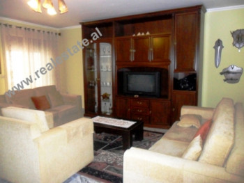 Two bedroom apartment for rent in Myslym Shyri Street in Tirana.