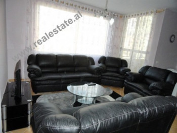 One bedroom apartment for rent in Ndreko Rino Street in Tirana. This property is located in a quiet
