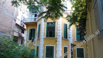 Three storey villa for rent in Kavajes Street in Tirana.