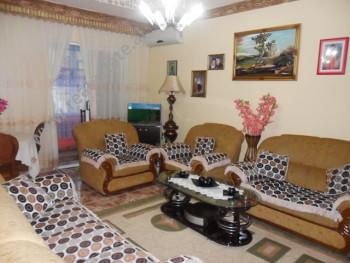 Apartment for sale in Don Bosko area, in Hasan Ceka Street in Tirana , Albania. The apartment is lo