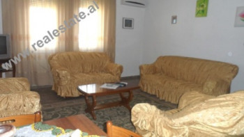 One bedroom apartment for rent close to Economic University of Tirana.