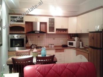 Two bedroom apartment for rent in Islam Alla Street in Tirana. This property is situated on the 5th