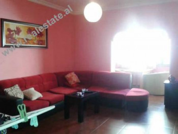 One bedroom apartment for rent in Myslym Shyri Street in Tirana.