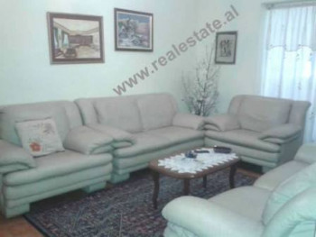 Three bedroom apartment for rent in Andon Zako Cajupi Street in Tirana.